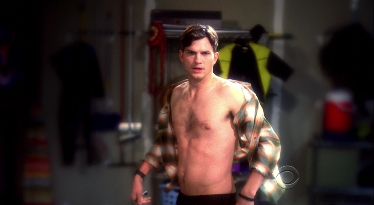 from Sylas ashton kutcher exposed naked