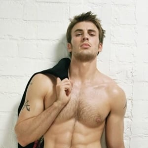 Chris Evans Naked Full Frontal Cock Exposed!