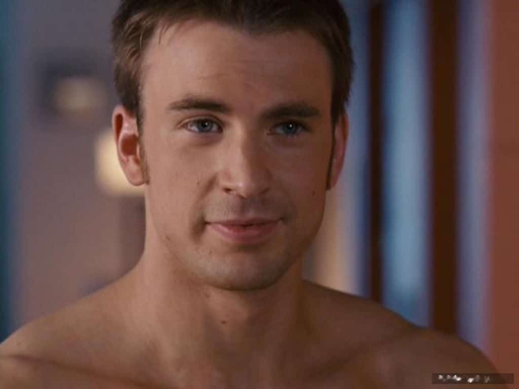 Chris evans naked pictures #14