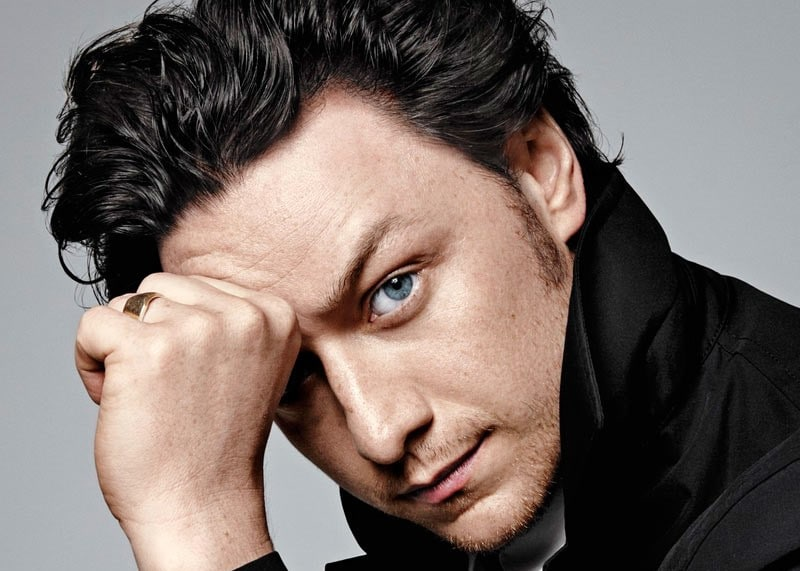 james mcavoy hot