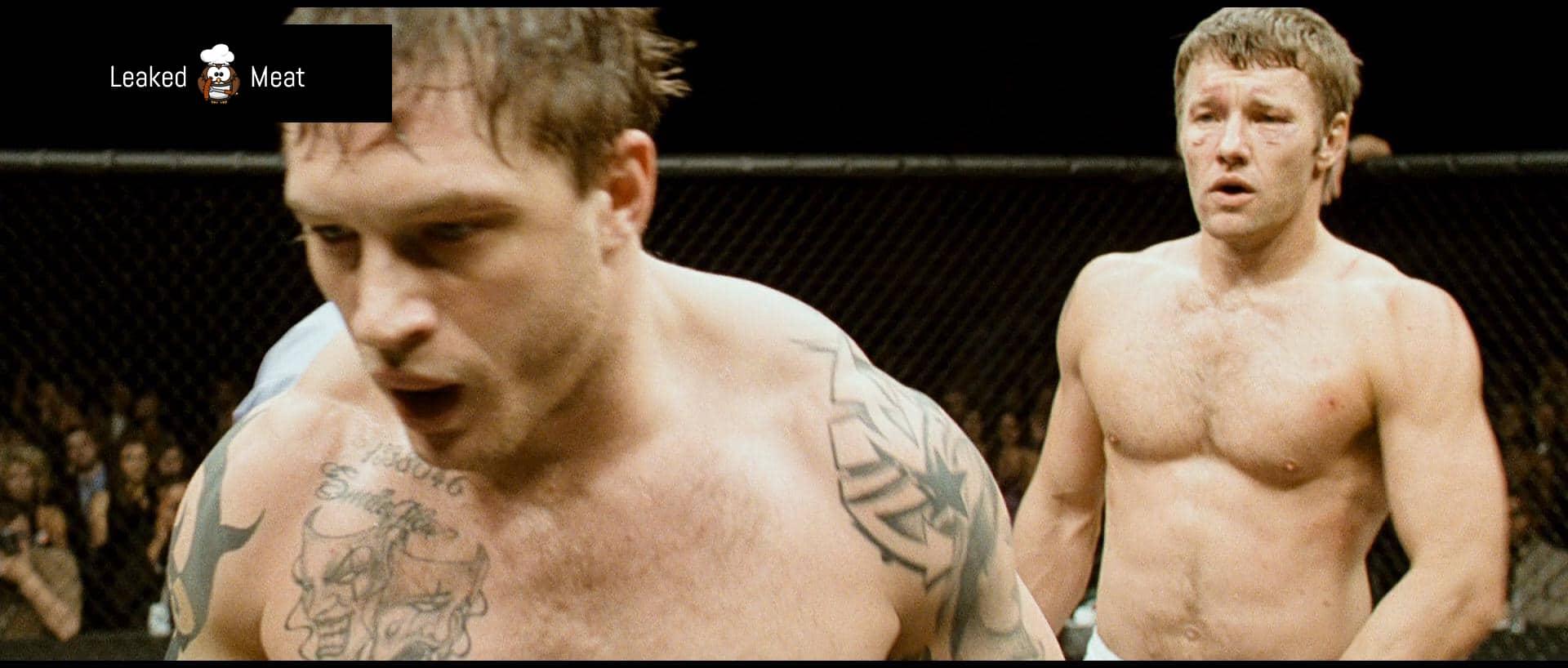 Joel Edgerton fight scene