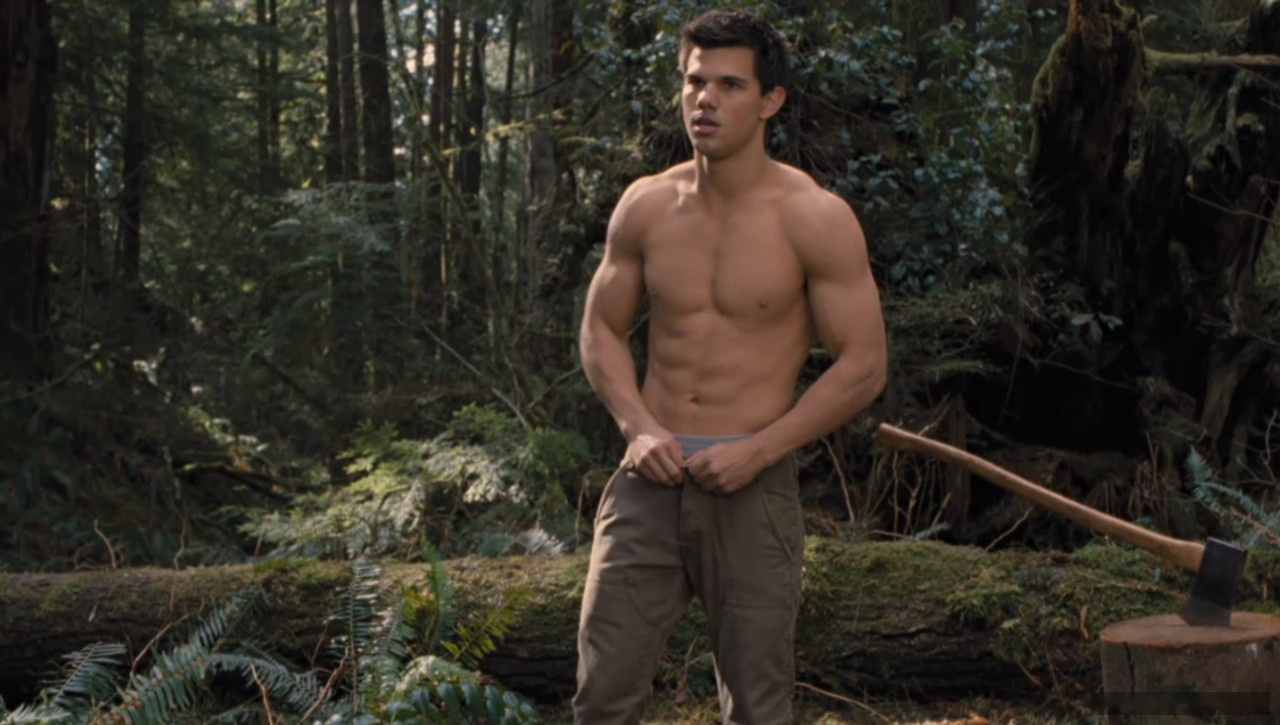 Have Taylor lautner naked photos remarkable