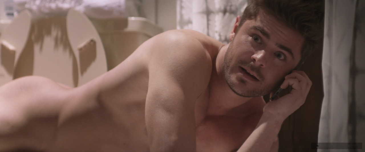 Zac Efron Naked Cock  Leaks Revealed - Unseen-1142