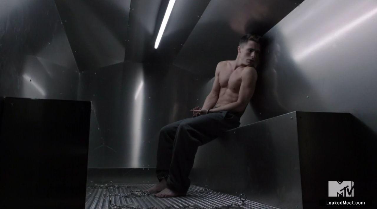 Colton Haynes leaked naked