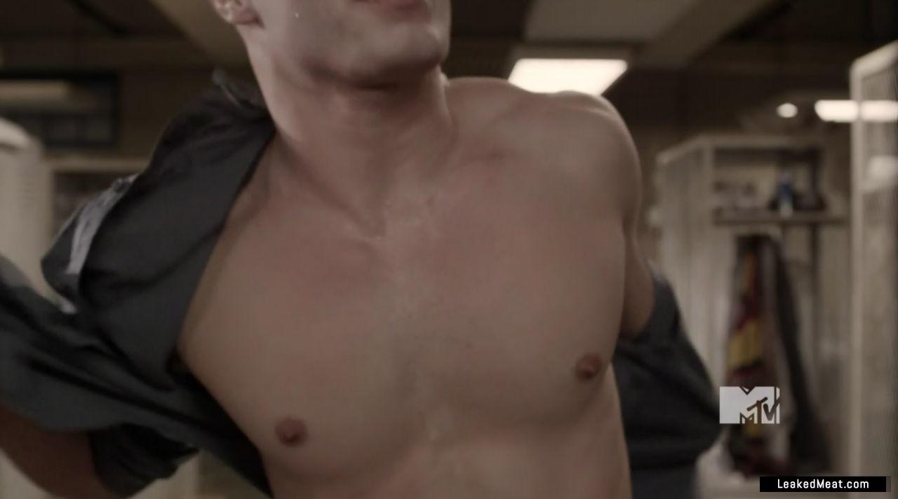 Colton Haynes leaked nude