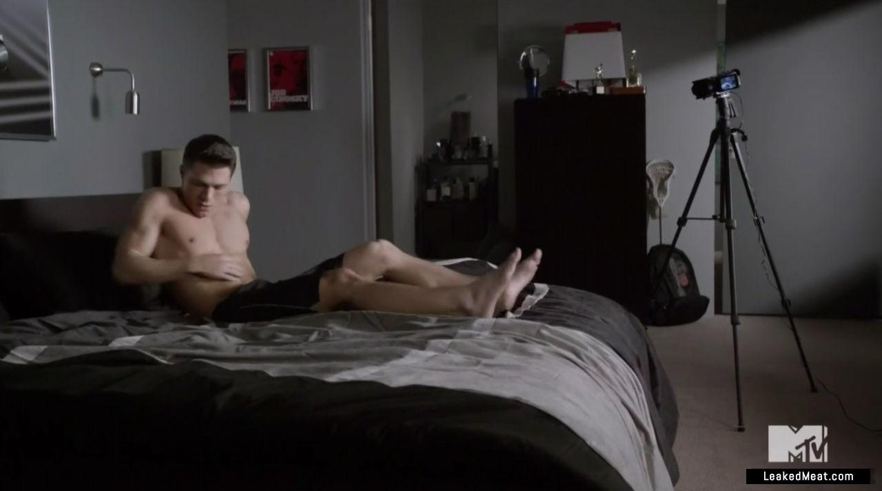 Colton Haynes porn