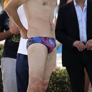 michael phelps bulge
