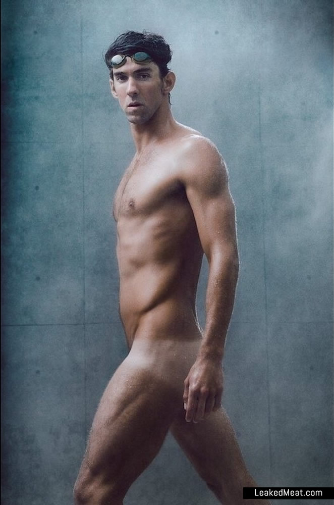 Michael phelps cock bulge consider, that