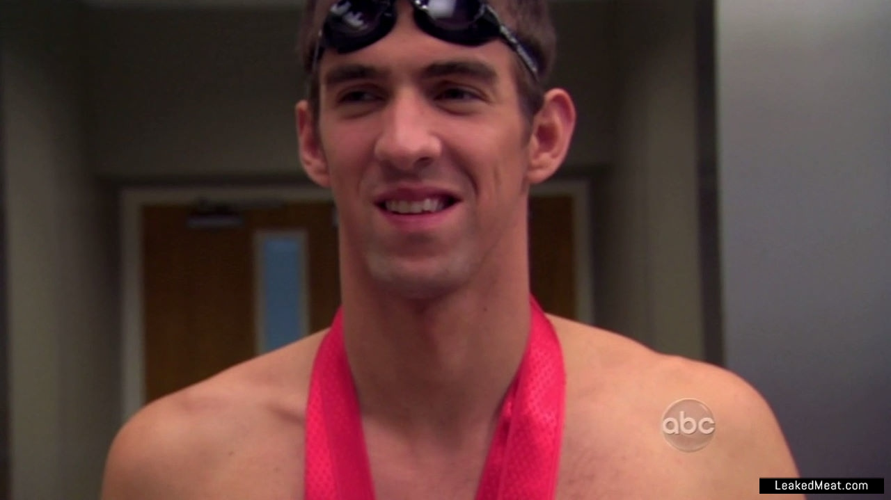 Bulge cock michael phelps
