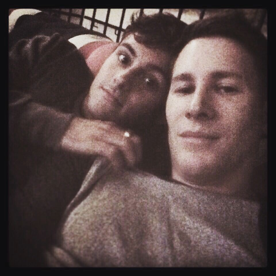 Tom Daley & Dustin Lance Black