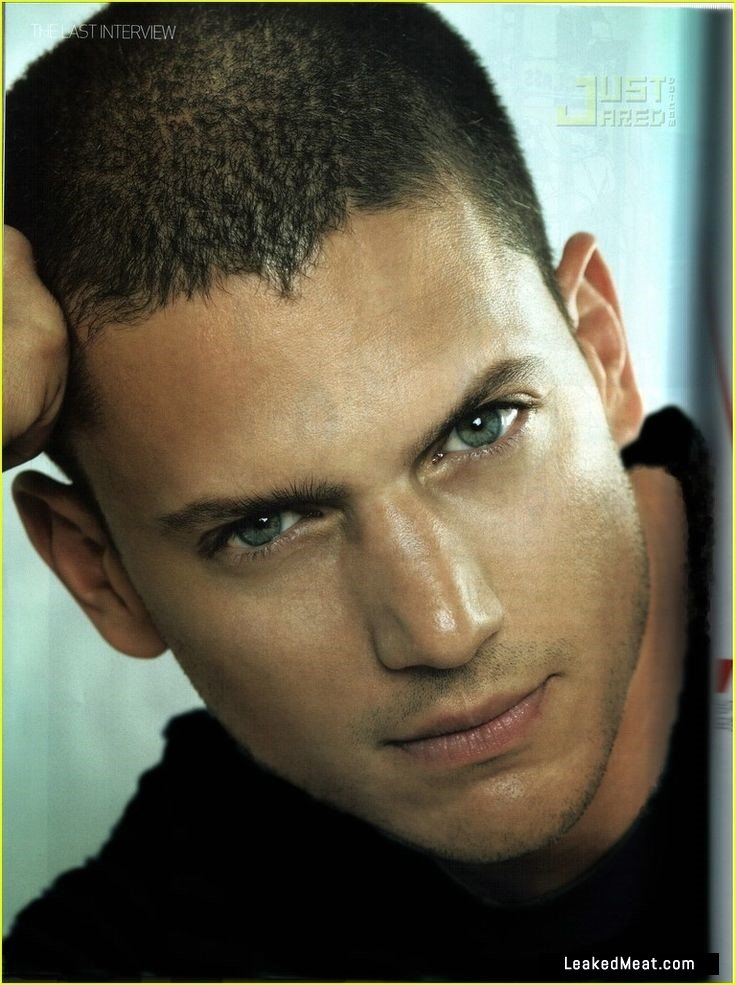 Wentworth Miller porno picture