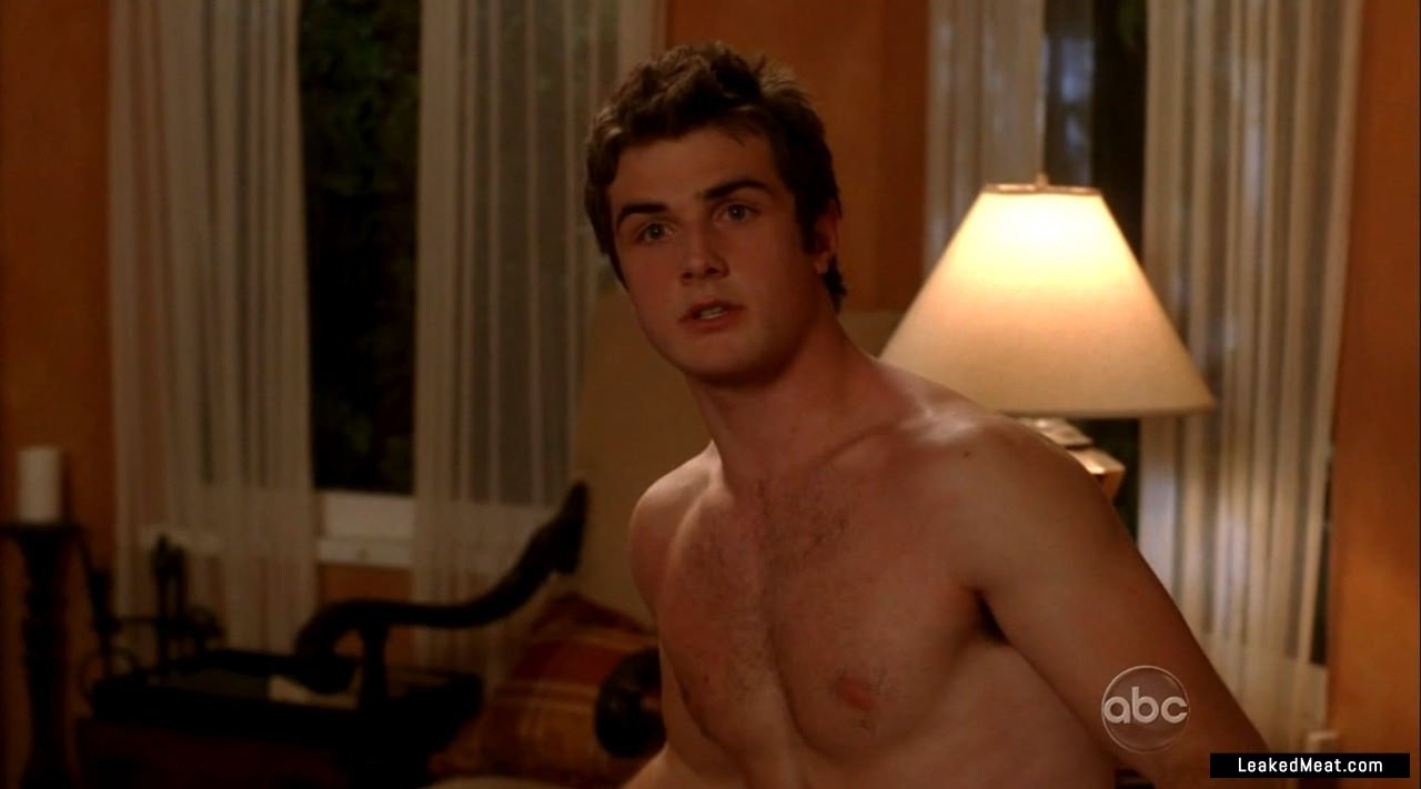 Beau Mirchoff chest