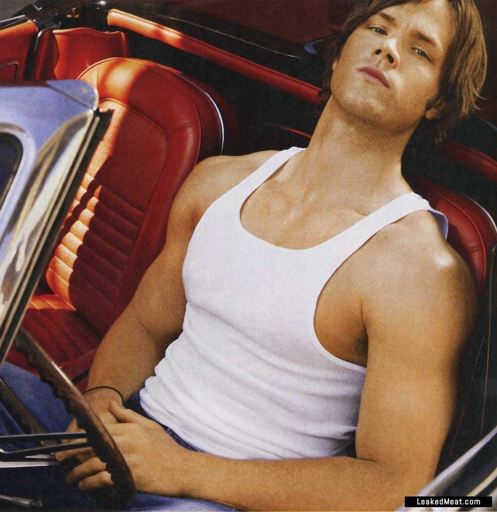 Jared Padalecki big dick