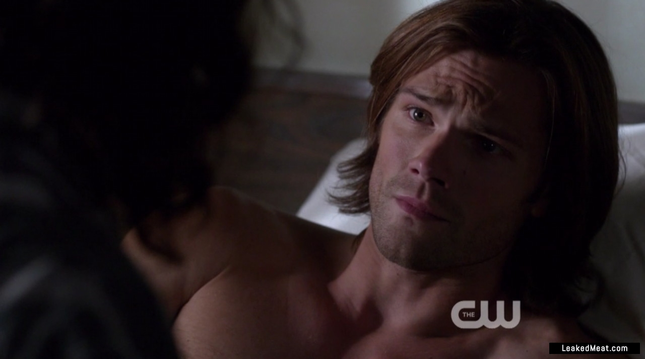 Jared Padalecki bulge