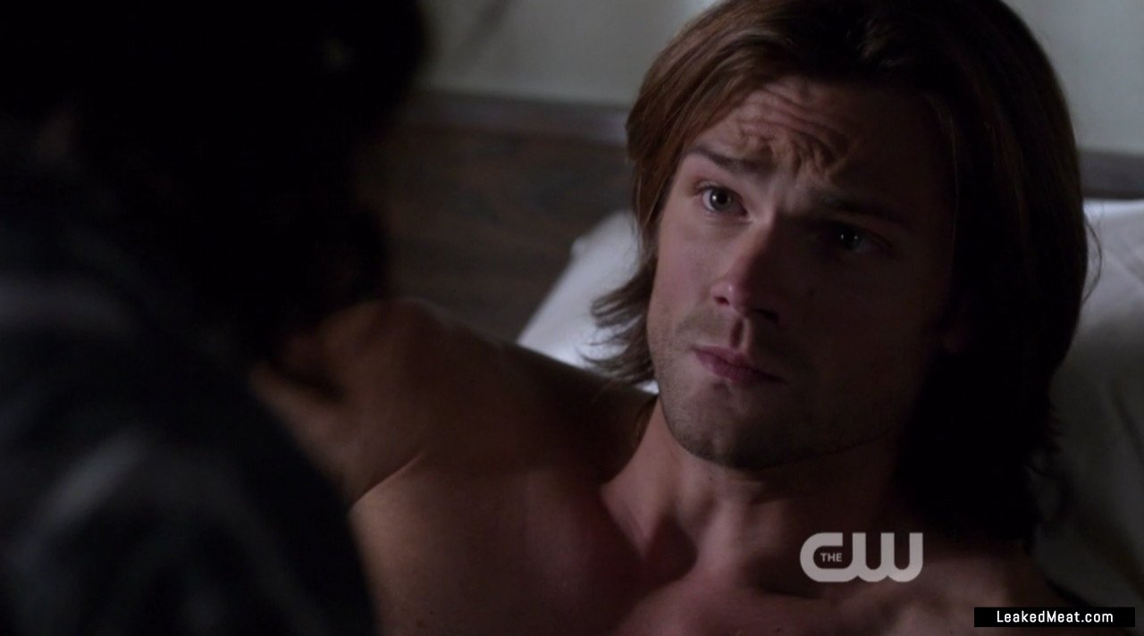 Jared Padalecki jerking off