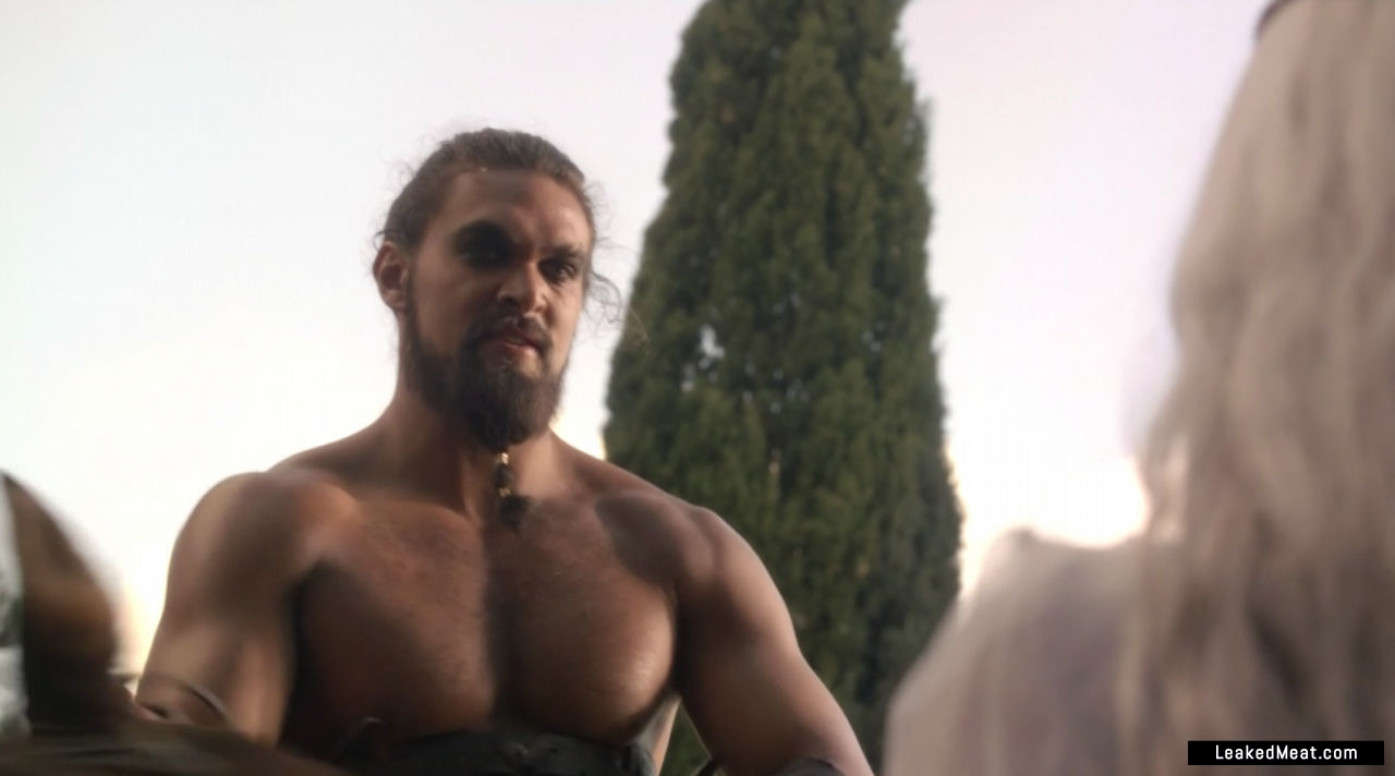 Jason Momoa naked body