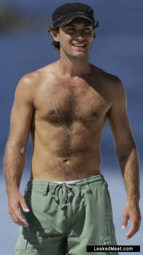 Jude Law hard dick