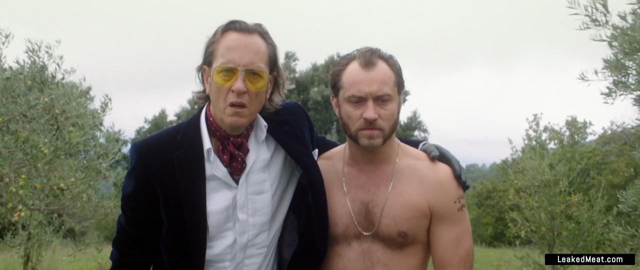 Jude Law porn pic