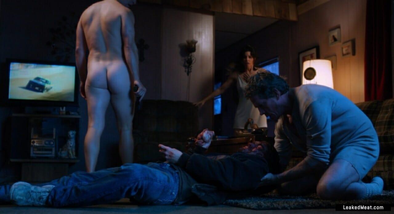 Matthew McConaughey sexy naked