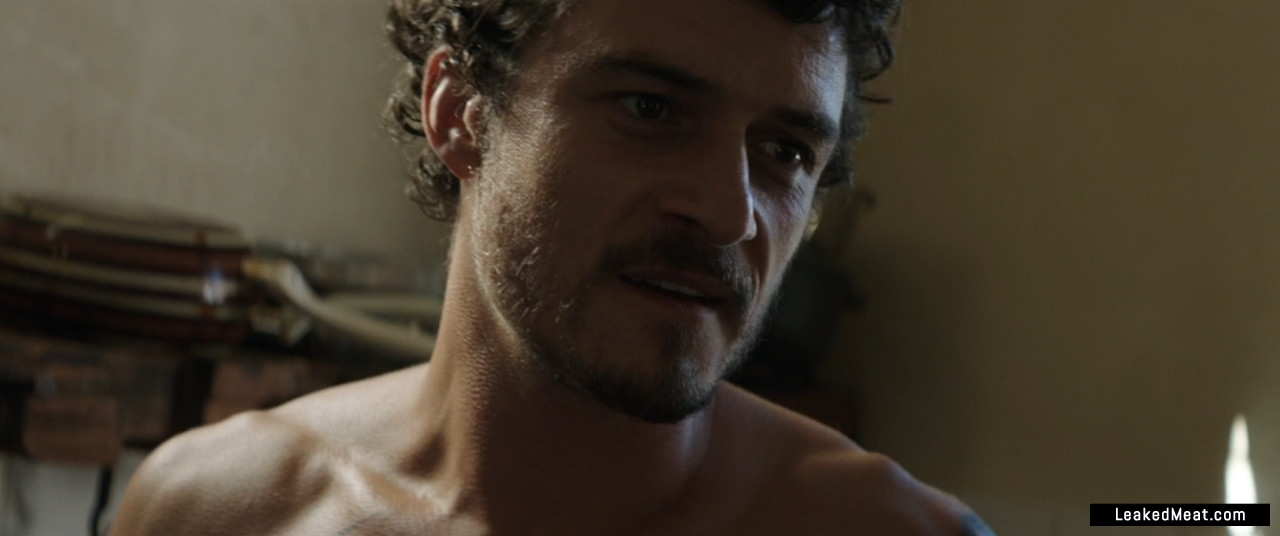 Orlando Bloom dick slip