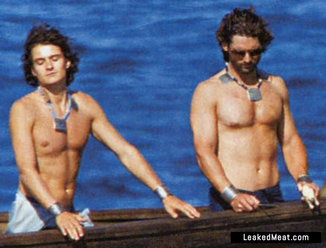 Orlando Bloom nudes