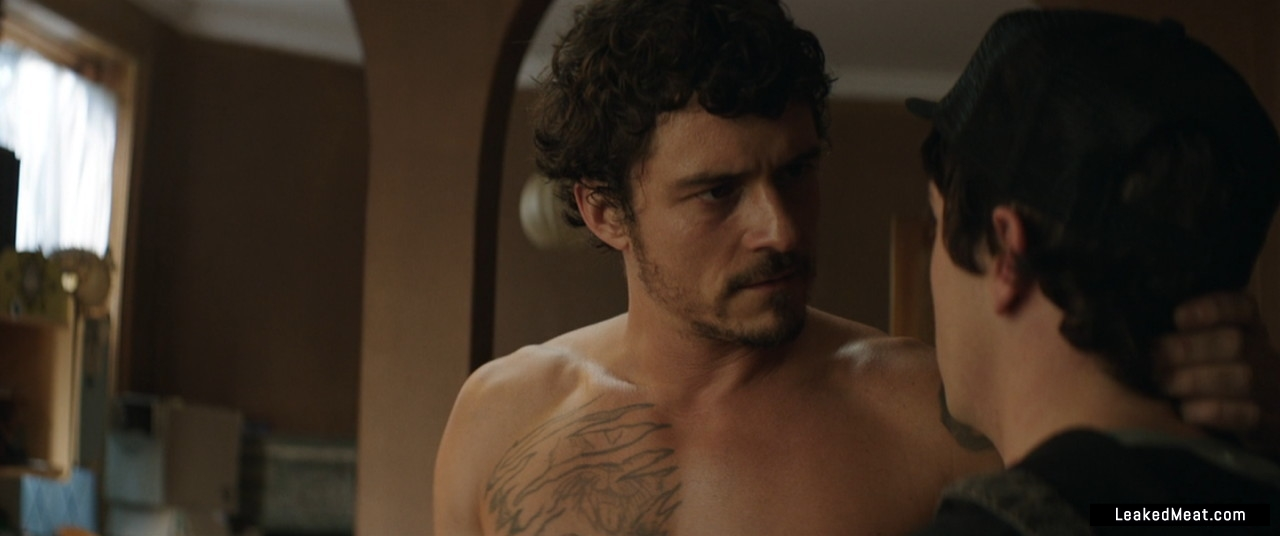 Orlando Bloom penis showing