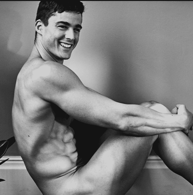 Pietro Boselli naked body