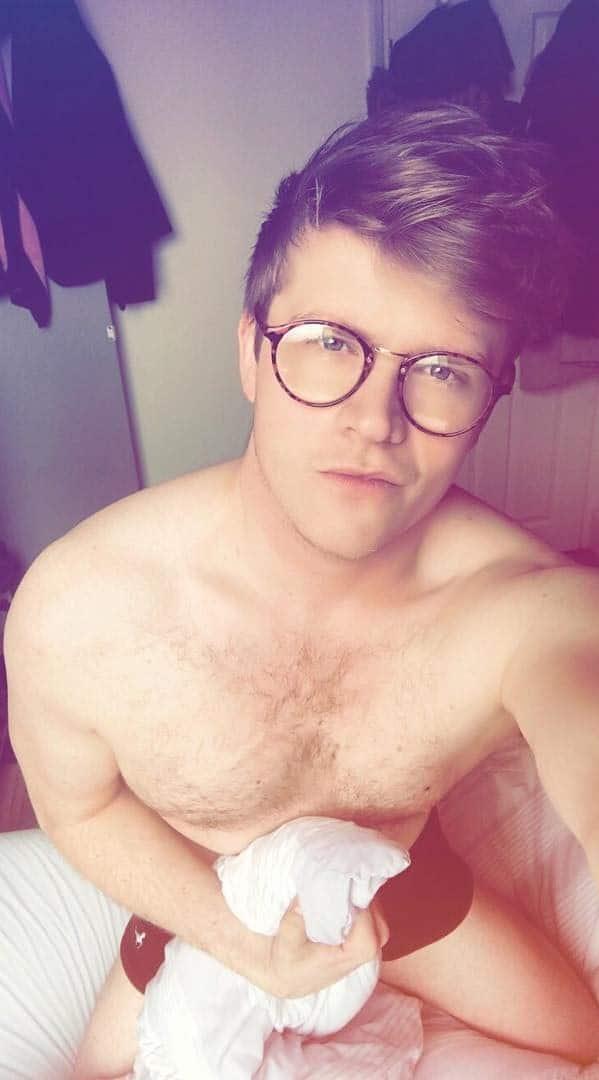 Joshua Harwood leaked pic