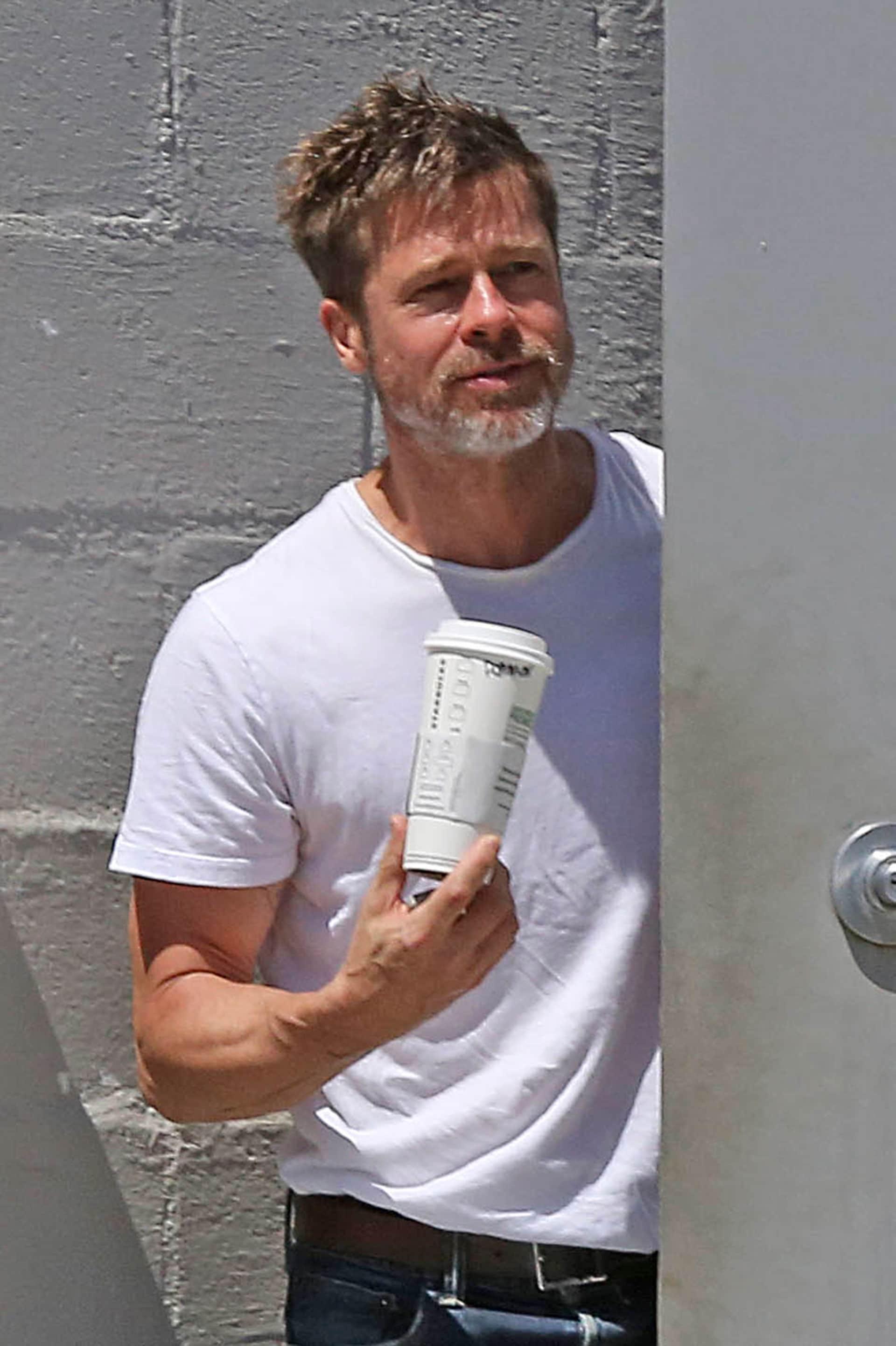 Brad Pitt sexy pic