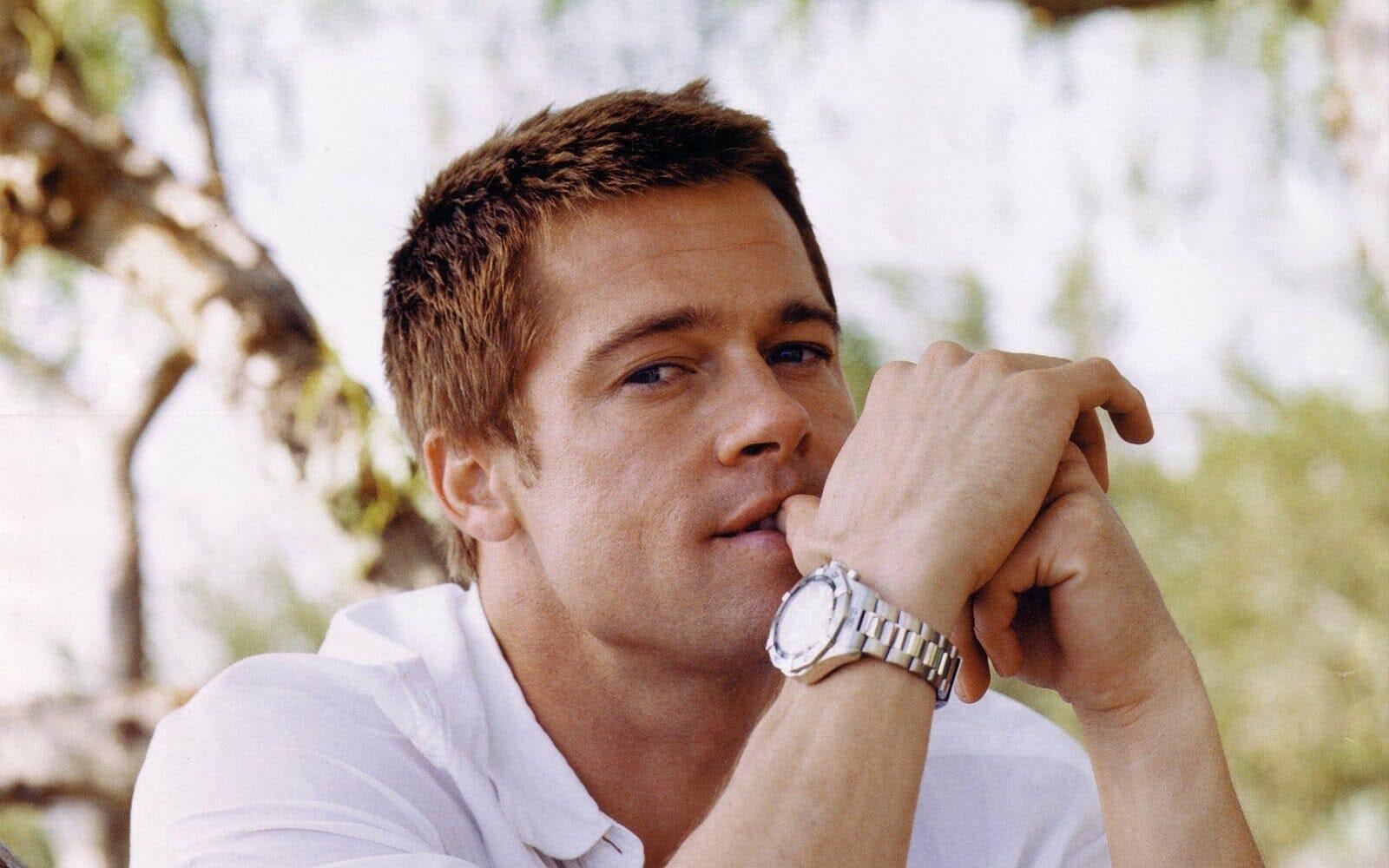 Brad Pitt watch