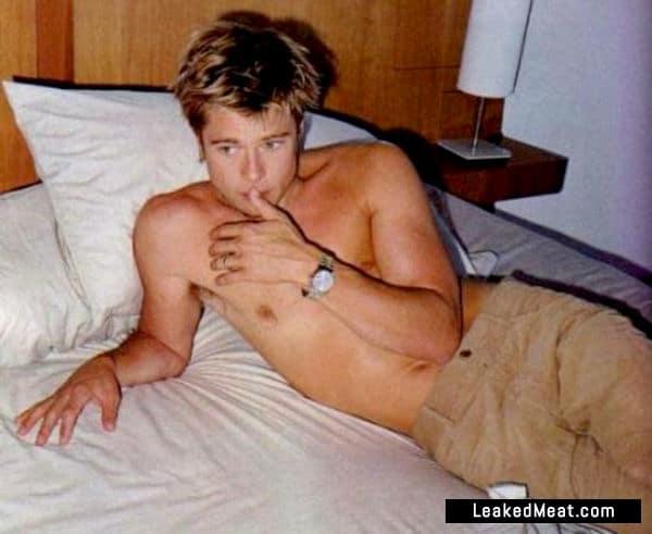 Brad Pitt bulge