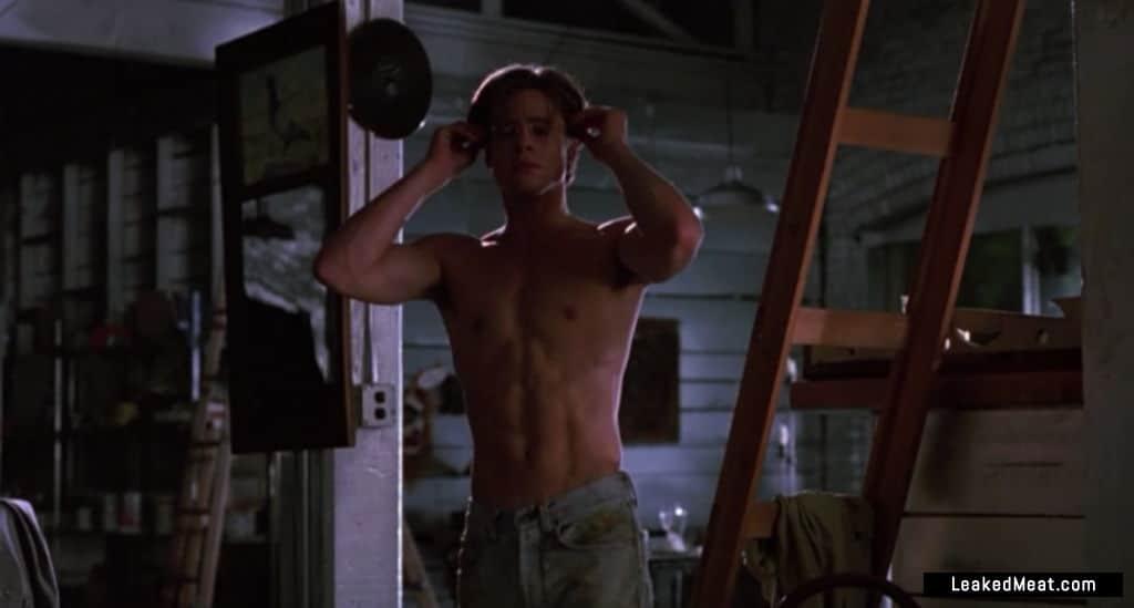 Brad Pitt hot body