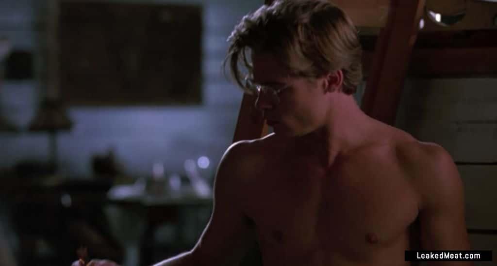 Brad Pitt hunk