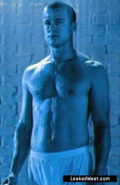 Brad Pitt underwear