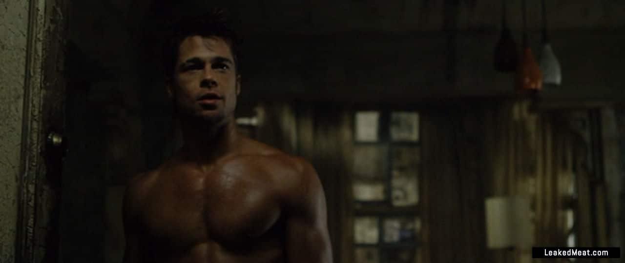 Brad Pitt xxx