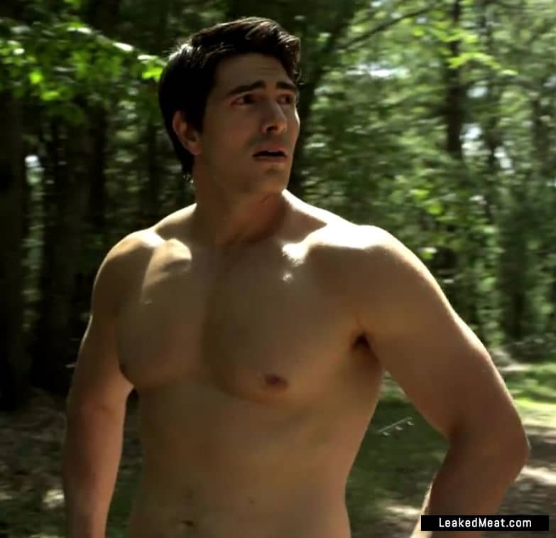 Brandon Routh hot body