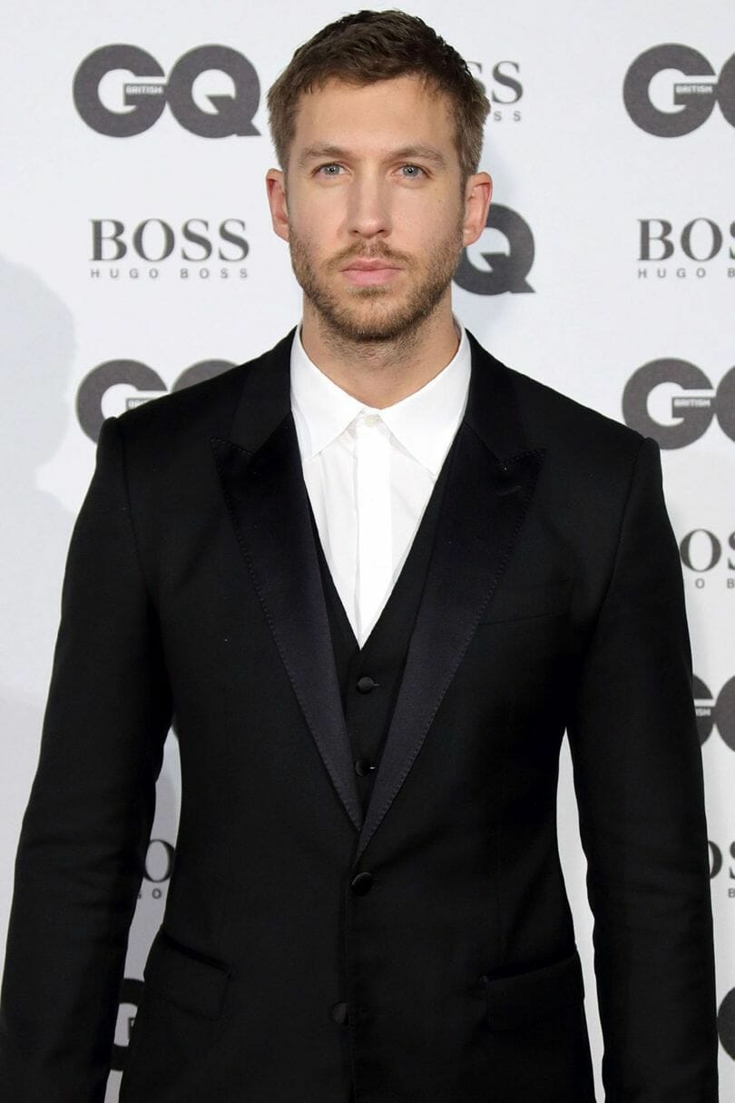 Calvin Harris hottest celebrity male