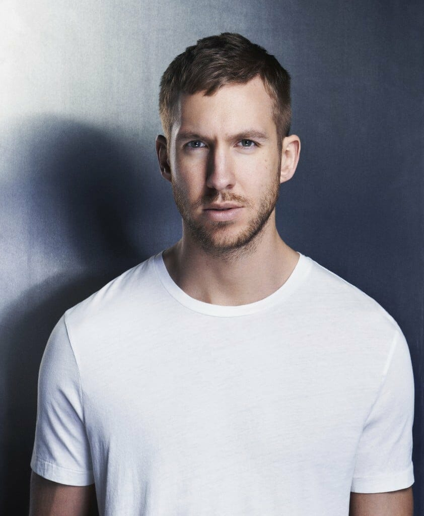Calvin Harris young and sexy