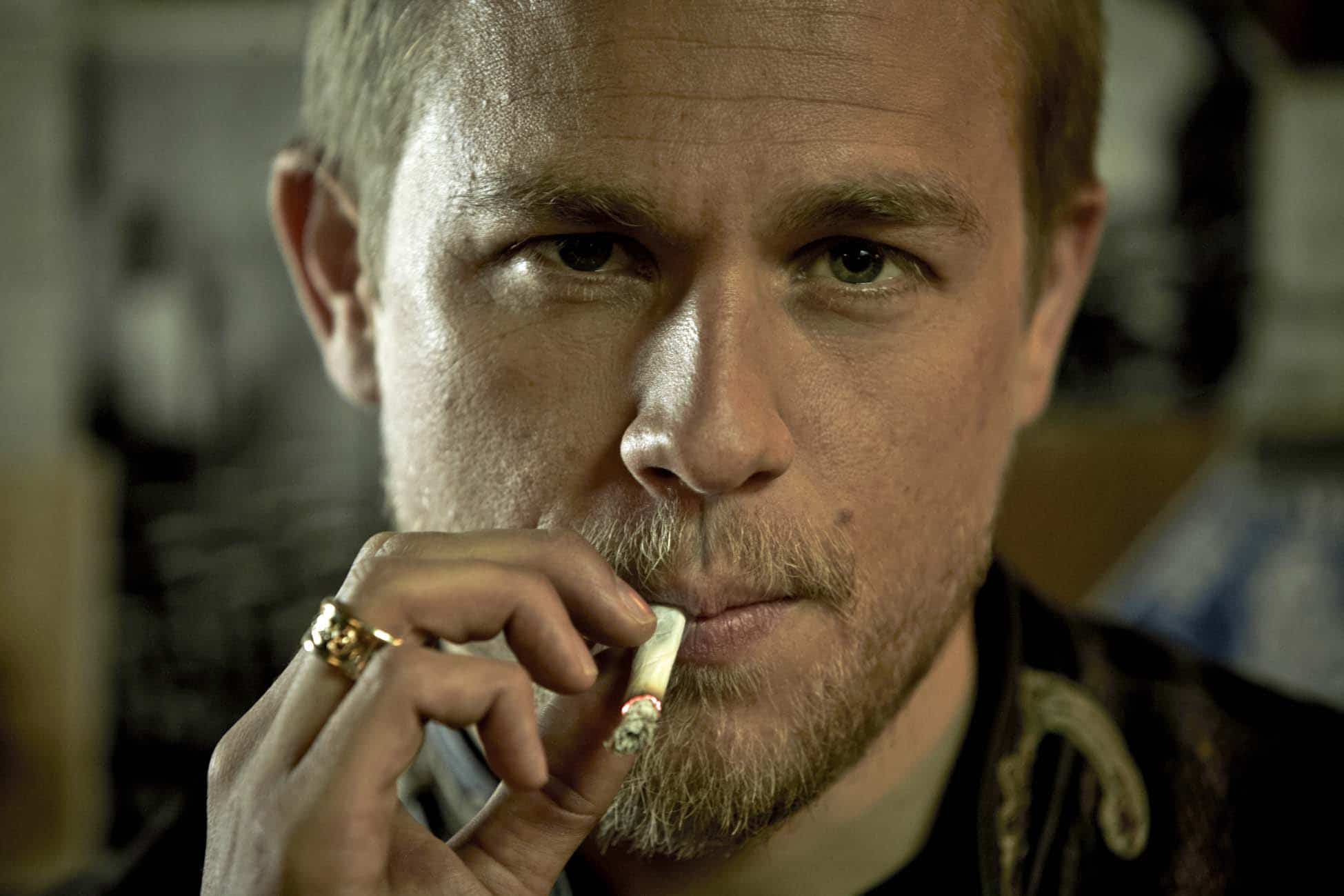 Charlie Hunnam sexiest picture