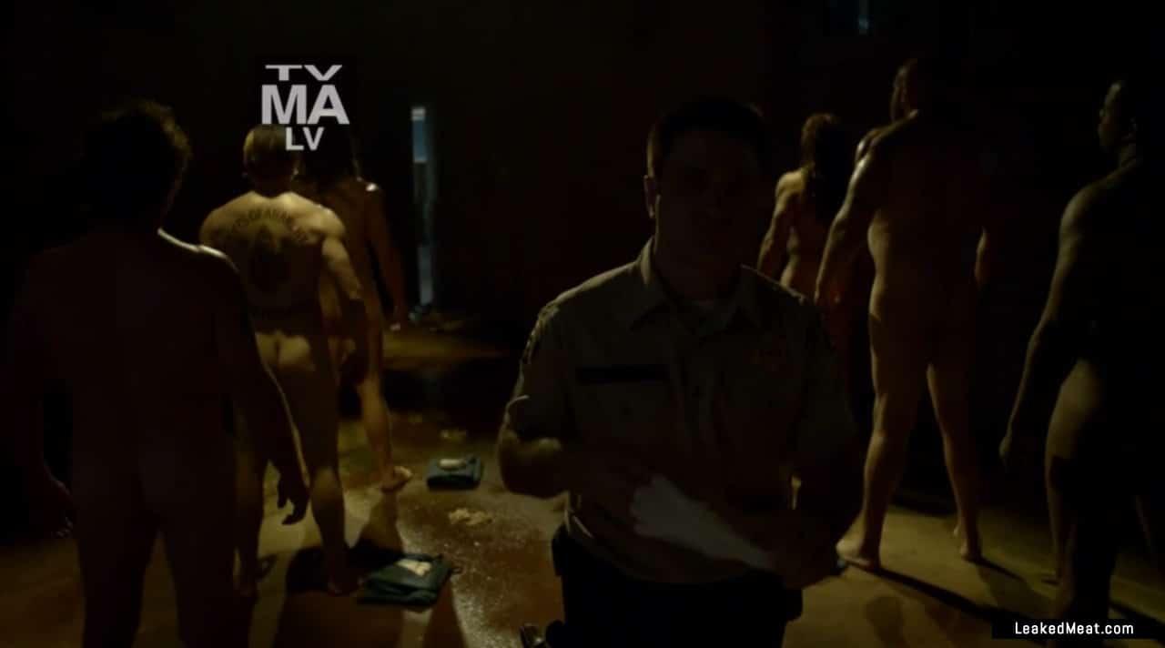 Charlie Hunnam big ass