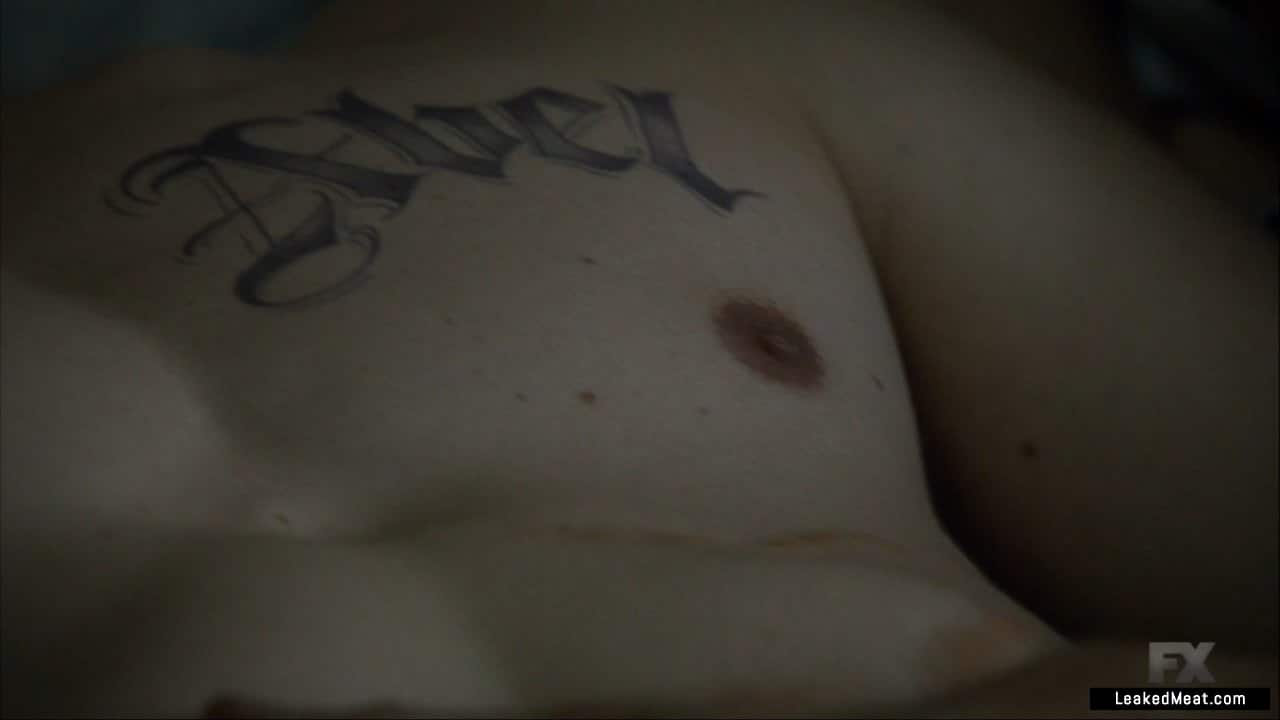 Charlie Hunnam chest