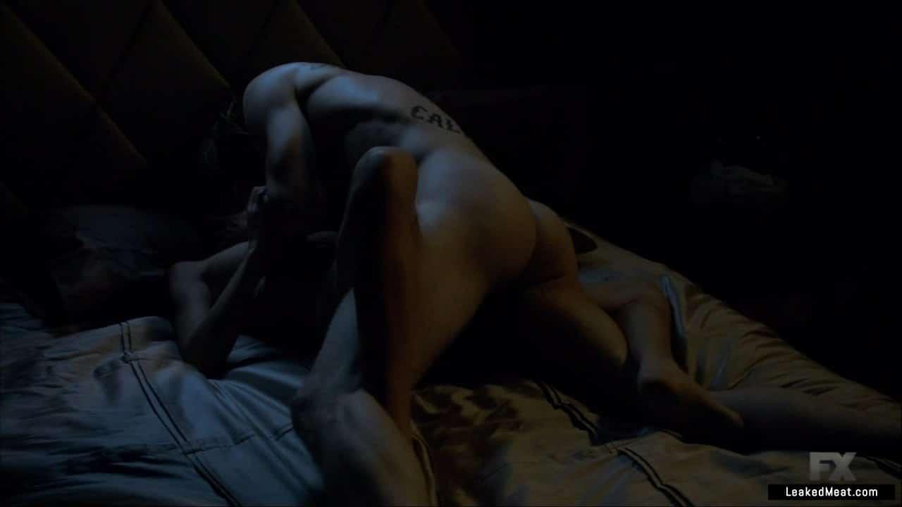 Charlie Hunnam leaked nude