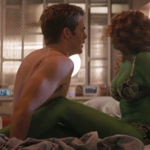 Chris Pine big dick