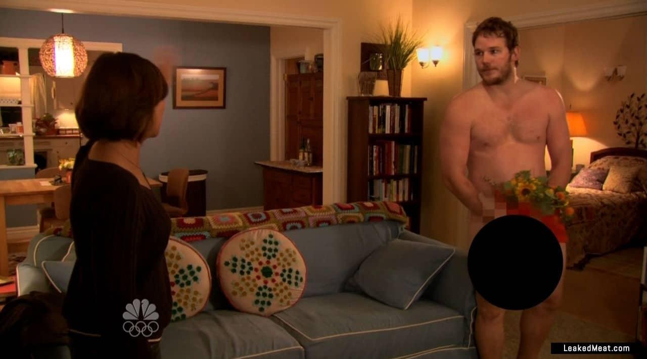 Chris Pratt leaked nude