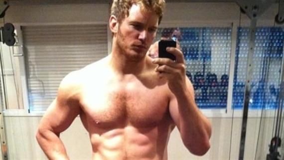 Chris Pratt sexy leak