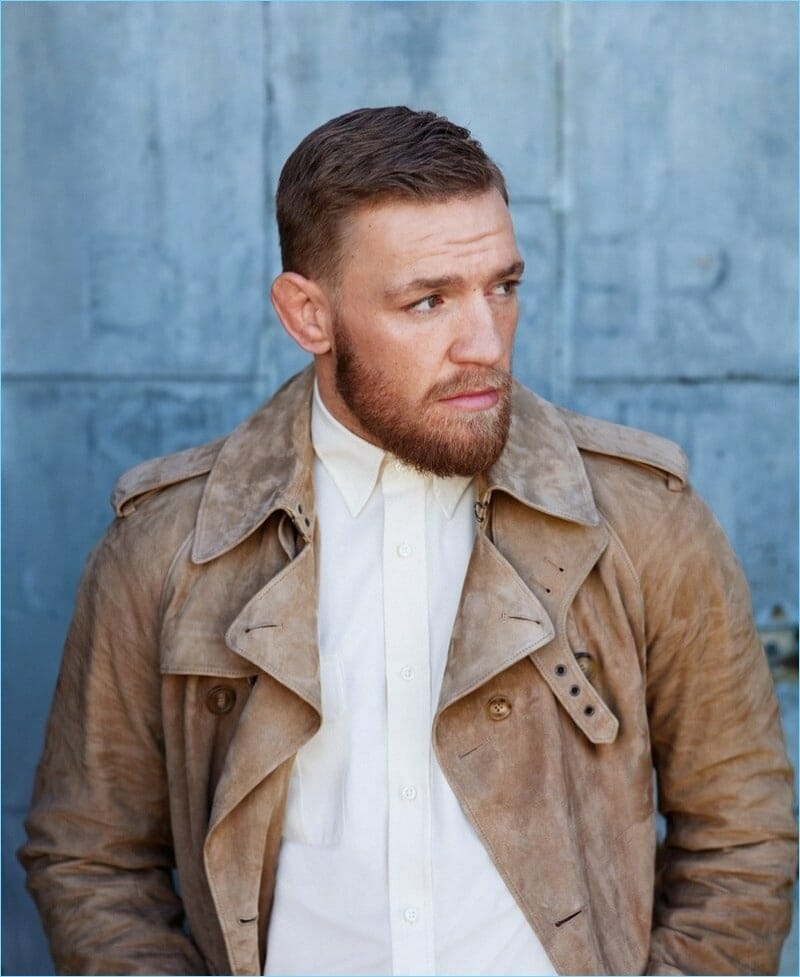 Conor McGregor handsome