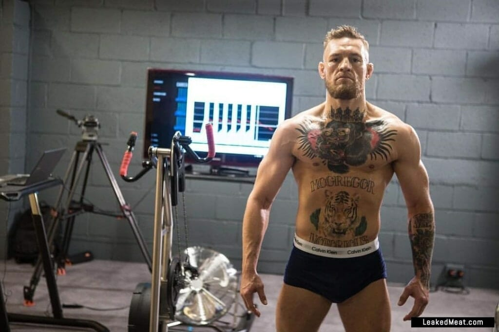 Conor McGregor underwear