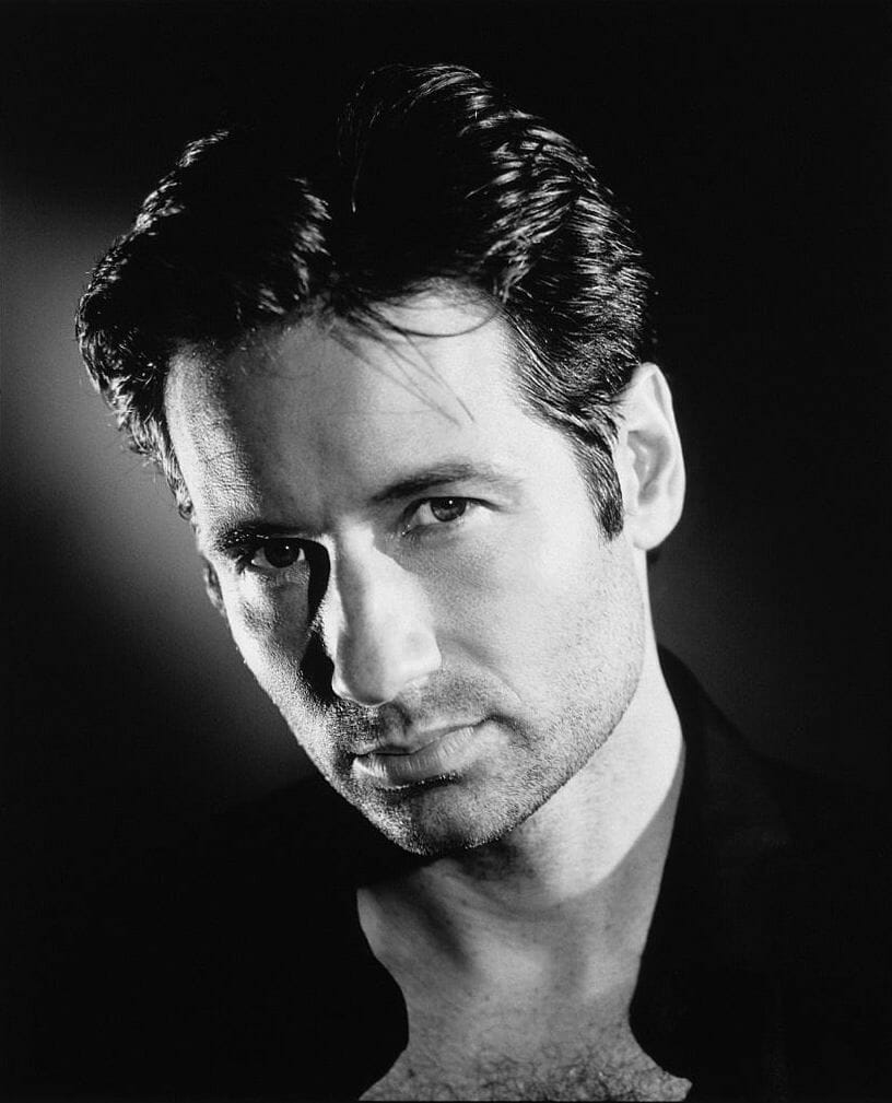 David Duchovny Sexy Images