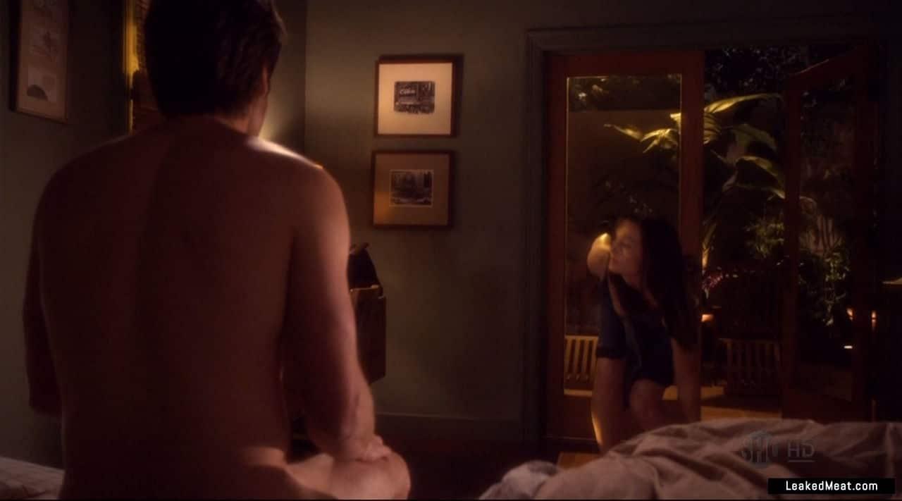 David Duchovny sex