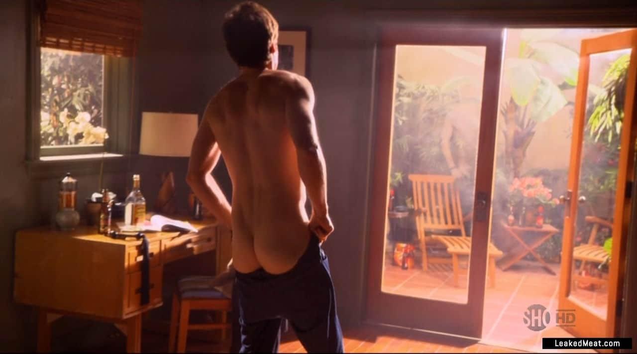 David Duchovny underwear pic